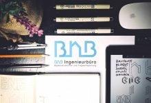 bnb ingenieurburo identyfikacja wizualna branding